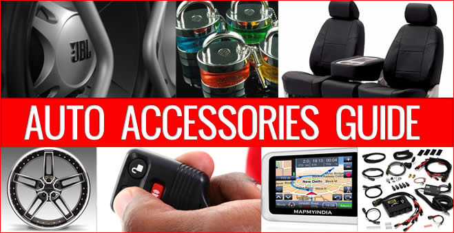 Auto Parts & Accessories - Car Parts & Accessories Guide - Zigwheels.com