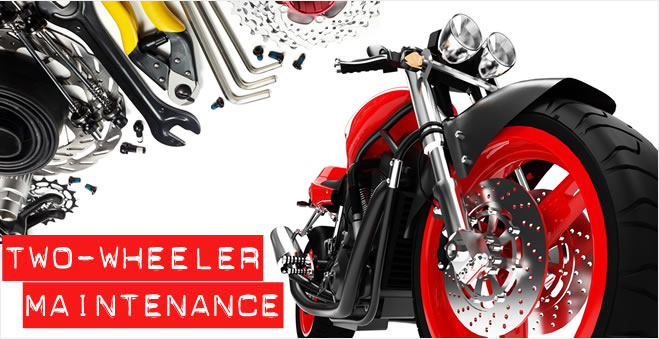 Two-Wheeler Maintenance Guide